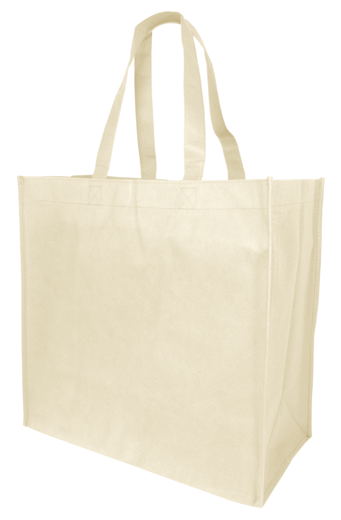 33273e920a ... Jumbo Promotional Tote Bags natural ...