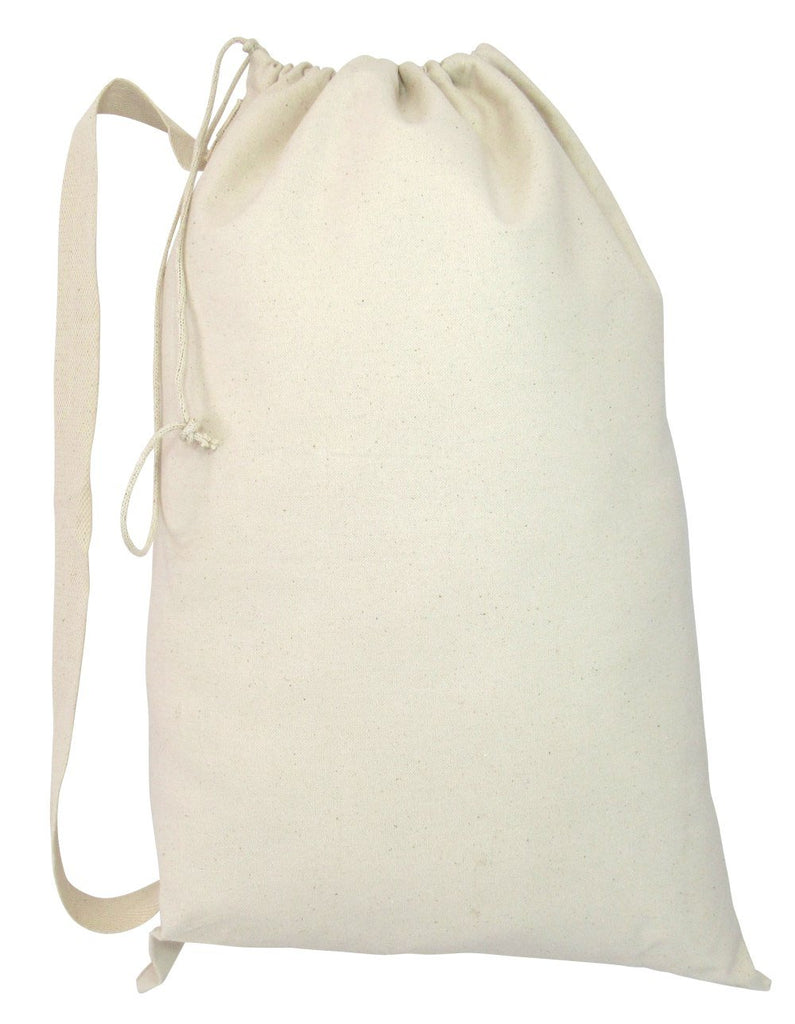 Wholesale Heavy Canvas Laundry Bags W Shoulder Strap (Small-Medium-Large) baba546ab6696