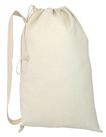 Bulk Heavy Canvas Santa Sacks Bags W/Shoulder Strap