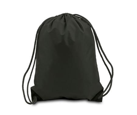 Drawstring Backpacks Sport Cinch Bags - MEDIUM - POL10