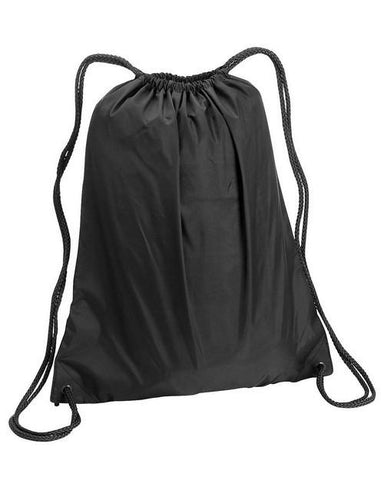 Drawstring Backpacks Sport Cinch Bags - LARGE - POL20
