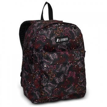 Pattern Printed Wholesale Backpacks Cheap