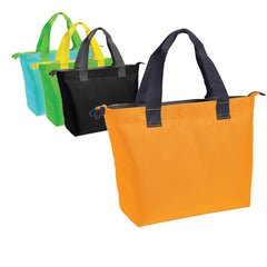 Splash Zippered Tote. BG400