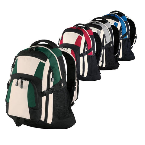 All-in-One Urban Backpack with Laptop Sleeve