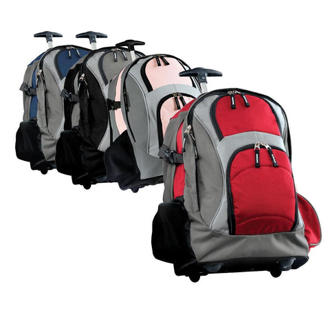 Easy-Travel Wheeled Backpack
