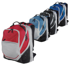 "Ergonomic Computer Backpack up to 17"" laptops"