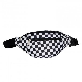 Small Size Printed Pattern Waist Pack