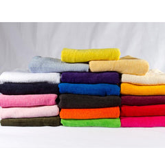 "16""x25"" Economical Hand Towels by the Dozen"