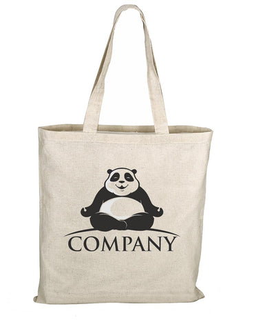 Promotional Giveaway Tote Bags / Custom Logo Printed