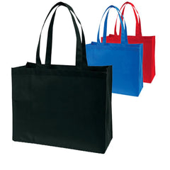 Wholesale Large Non-Woven Polypropylene Shopping Tote Bags