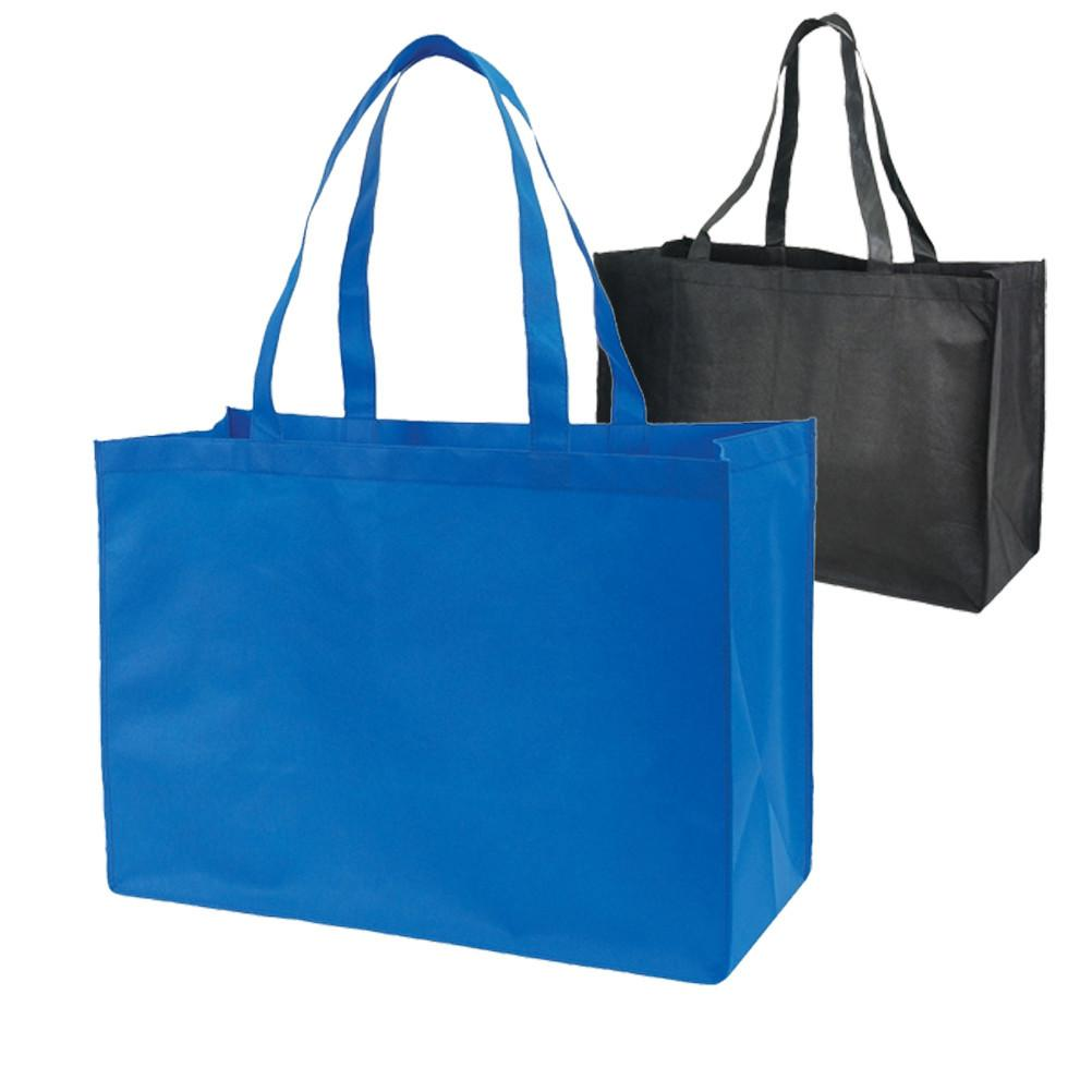 Jumbo Non-Woven Polypropylene Grocery Tote Bags 2c1ab89a9