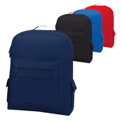 Wholesale Multi Pocket School Backpack
