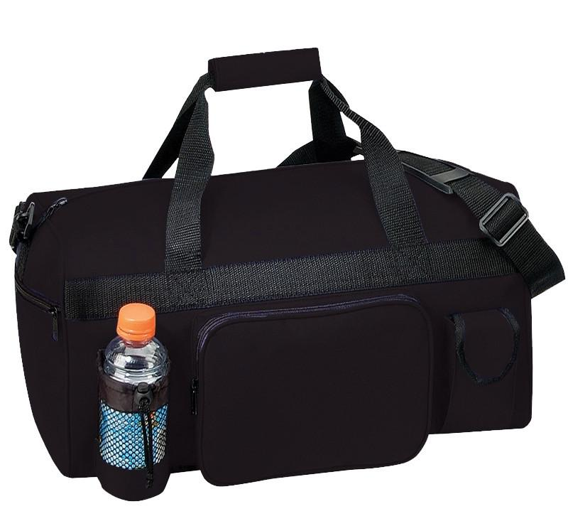 Stylish Poly DUFFLE BAG with Heavy Vinyl Backing