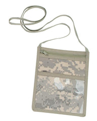 Digi Camo Badge Holder
