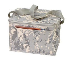 Digi Camo 6-Pack Cooler Bag / Lunch Bag