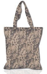 Army Digital Camo Tote Bag
