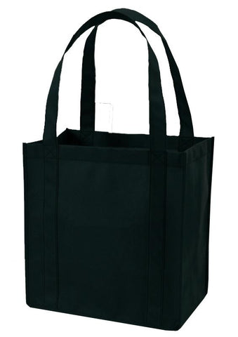 Non-Woven Polypropylene Grocery Shopping Bag with PL Bottom