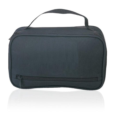 Polyester Travel Kit with Front Pocket