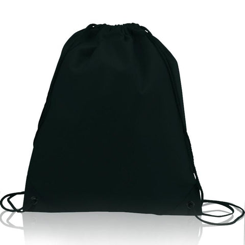 Deluxe Non-Woven Polypropylene Drawstring Bag / Cinch Pack
