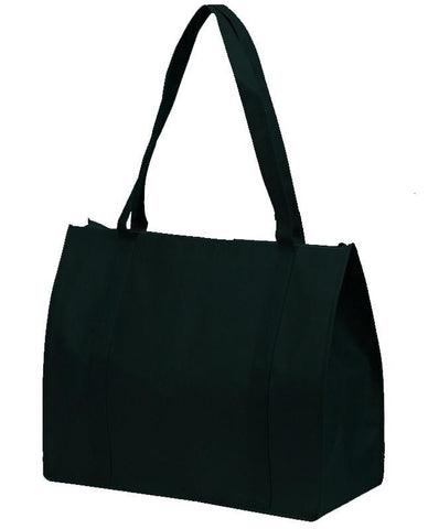 Zippered Non-Woven Polypropylene Tote Bag