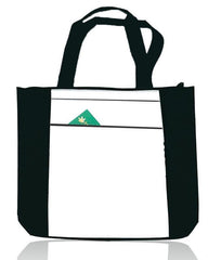 Inexpensive Zippered Polyester Tote Bags