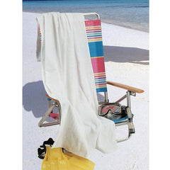 "30"" x 60"" Affordable Velour Beach Bath Pool Towels - (CLOSEOUT)"
