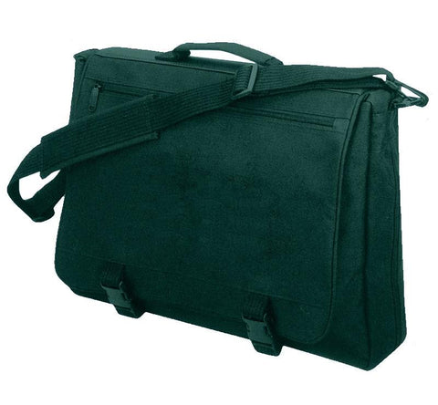 Deluxe Expandable Polyester Briefcase