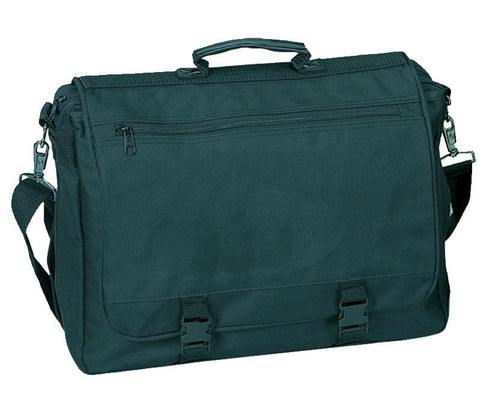 Deluxe Multi-Pocket Expanded Briefcase