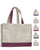 Wholesale Canvas Totes and Canvas Bags with Inside Zipper Pocket