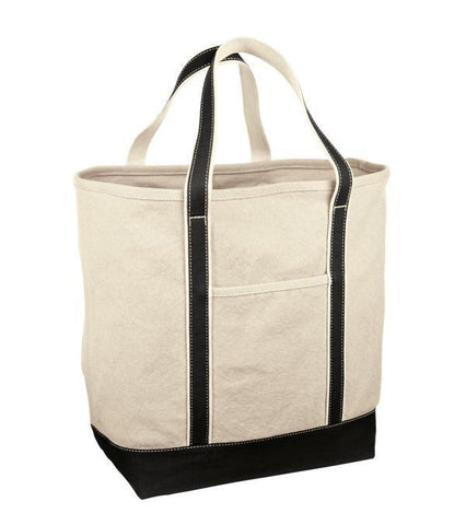 Medium Heavyweight Canvas Tote Bags