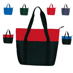 Zippered Shopping Bag thumbnail