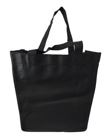Small Gift Bags Cheap/ V-Shaped Tote Bags -TOB37 MINI (CLOSEOUT)
