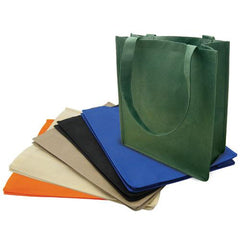 Polypropylene Grocery Tote Bag WGusset