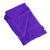 Wholesale Fringed Towel Purple