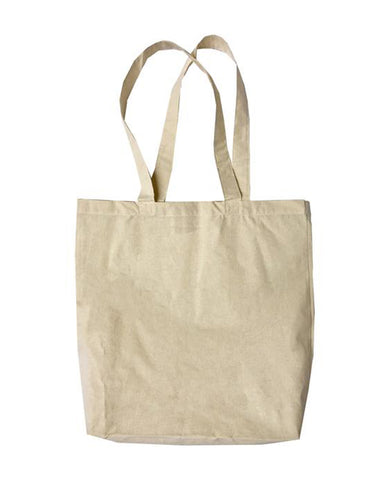 Over-the-Shoulder Grocery Tote Bags 100% Cotton - TG120