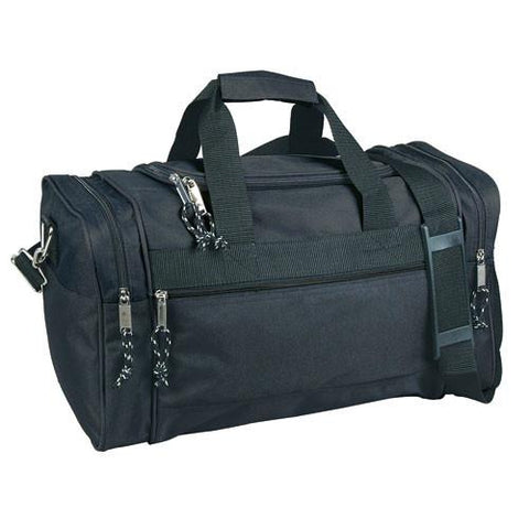 Large Polyester Duffel Bag with Large Imprint Area