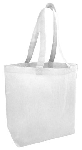 Economical Promotional Large Tote Bags with Bottom Gusset - NTB25