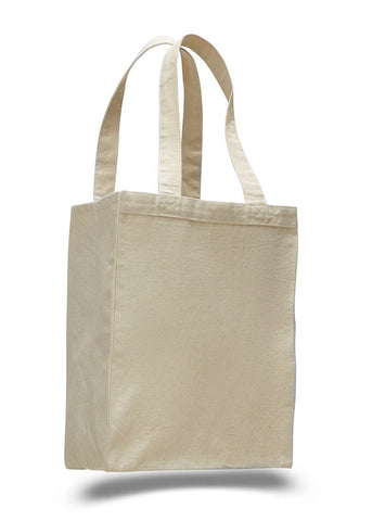 Heavy Canvas Shopping Tote - TF210