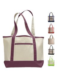 Wholesale Canvas Tote Bag Deluxe