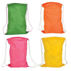 Wholesale Drawstring Backpacks Cheap - Small Polyester
