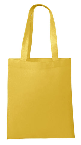 "Bright Colors 15"" Promotional Non-Woven Tote Bag - NTB15"