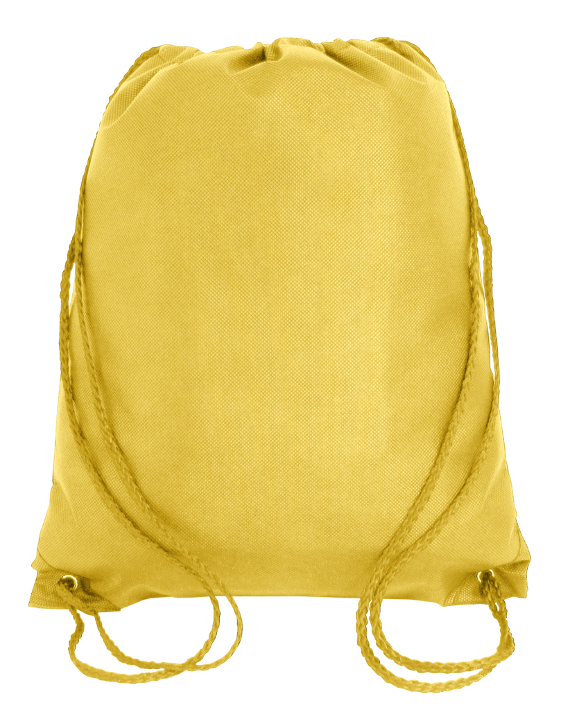5dc1e3cfa3c ... Budget Drawstring Bag Small Size yellow ...