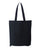 affordable cotton canvas tote bag tb111 black