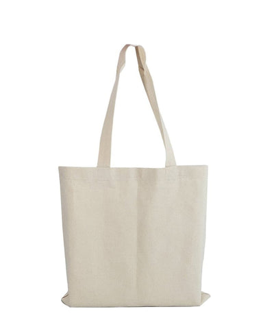 240 ct Eco-Friendly Canvas Convention Wholesale Tote Bags - By Case