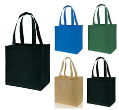 Get Your Reusable Grocery Shopping Tote Bags At Wholesale Prices