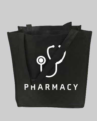 Reusable Grocery Shopping Promotional Tote Bags - Tote Bags With Your Logo