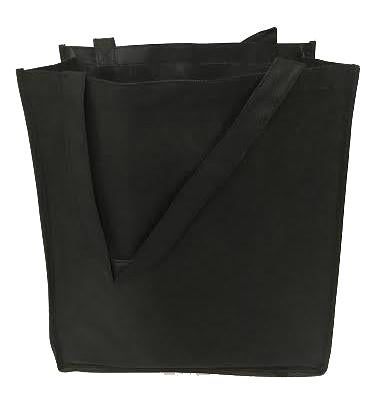Standard Size Grocery Tote Bag W/Gusset - GN28