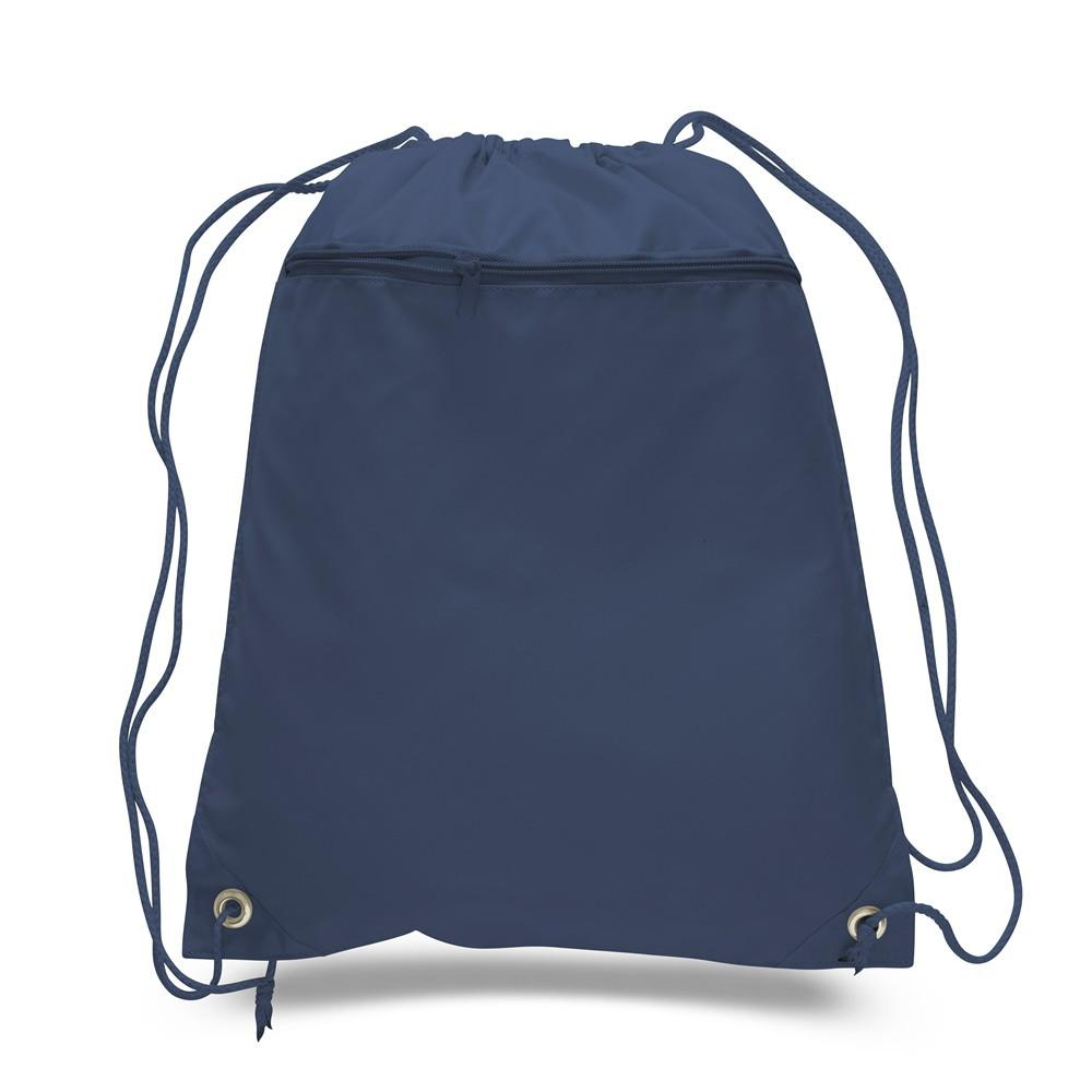 Drawstring Bag With Pockets denmkp3v