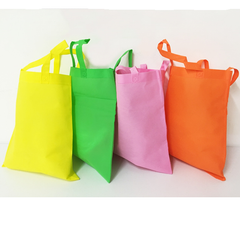 Bright Colors Promotional Non-Woven Tote Bag
