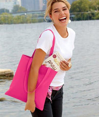 Polyester Beach Tote Bags